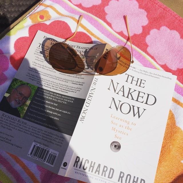 Love this guy! #nakednow #richardrohr #goddessarriving