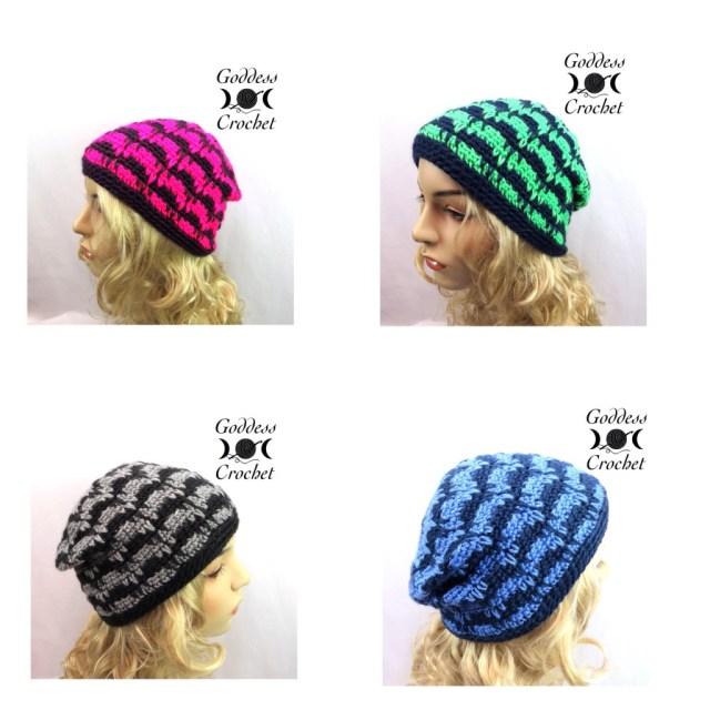 winter hat, knit hat, crochet hat, gift