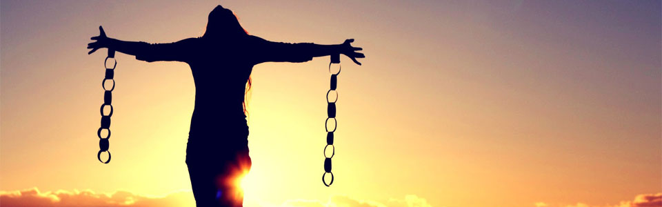 Getting Out of Victim Mentality