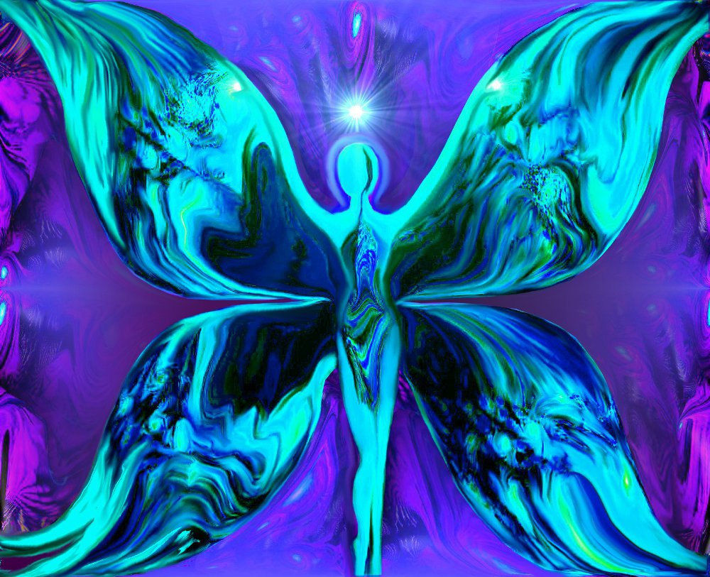 You Are Transforming – It's Time to Spread Your Wings