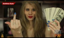 Yep, they showed this and 2 other photos of me holding thousands of dollars in cash during the broadcast. Fuck yes.