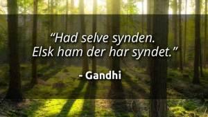 gandhi citat
