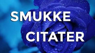Photo of Smukke citater