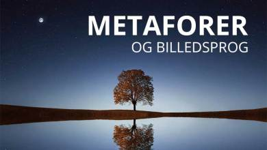 Photo of Metafor eksempler – Liste med metaforer