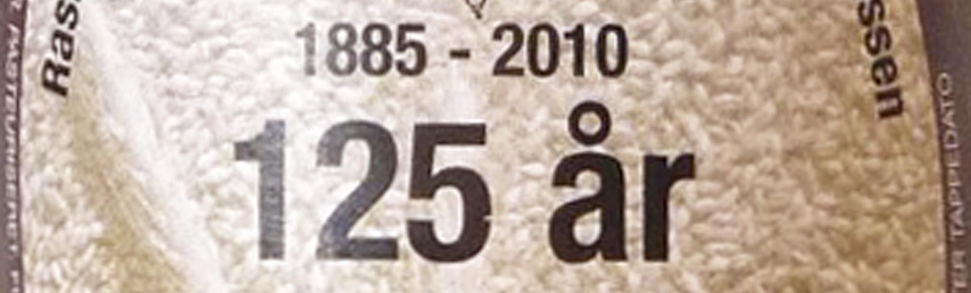 125 års jubilæumsøl fra Refsvindinge