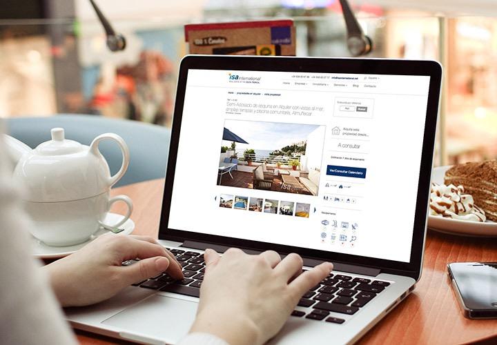 Diseño de una pagina web