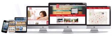 Posicionamiento web para inmobiliarias por GoDesign