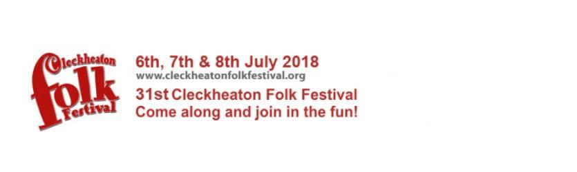 Cleckheaton Folk Festival 2018