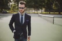 British Style Clothing Men