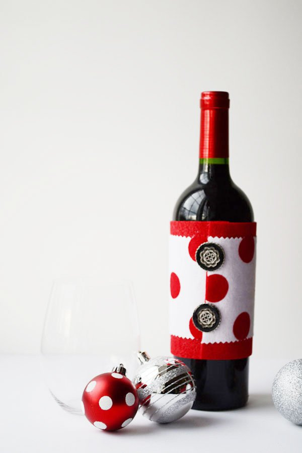 20 CREATIVE WINE BOTTLE WRAPPING WAYS TO IMPRESS YOUR BOYFRIEND Godfather Style