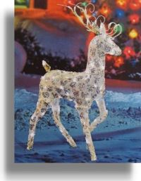 26 CHARMING REINDEER DECORATION IDEAS .... - Godfather Style