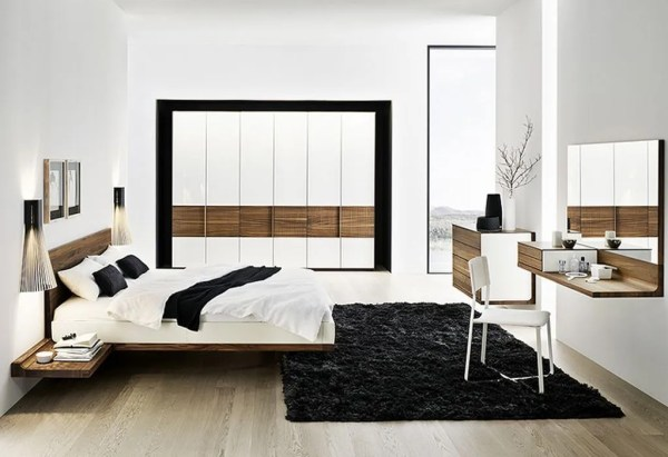 modern master bedroom design 34 AMAZING MODERN MASTER BEDROOM DESIGNS FOR YOUR HOME - Godfather Style