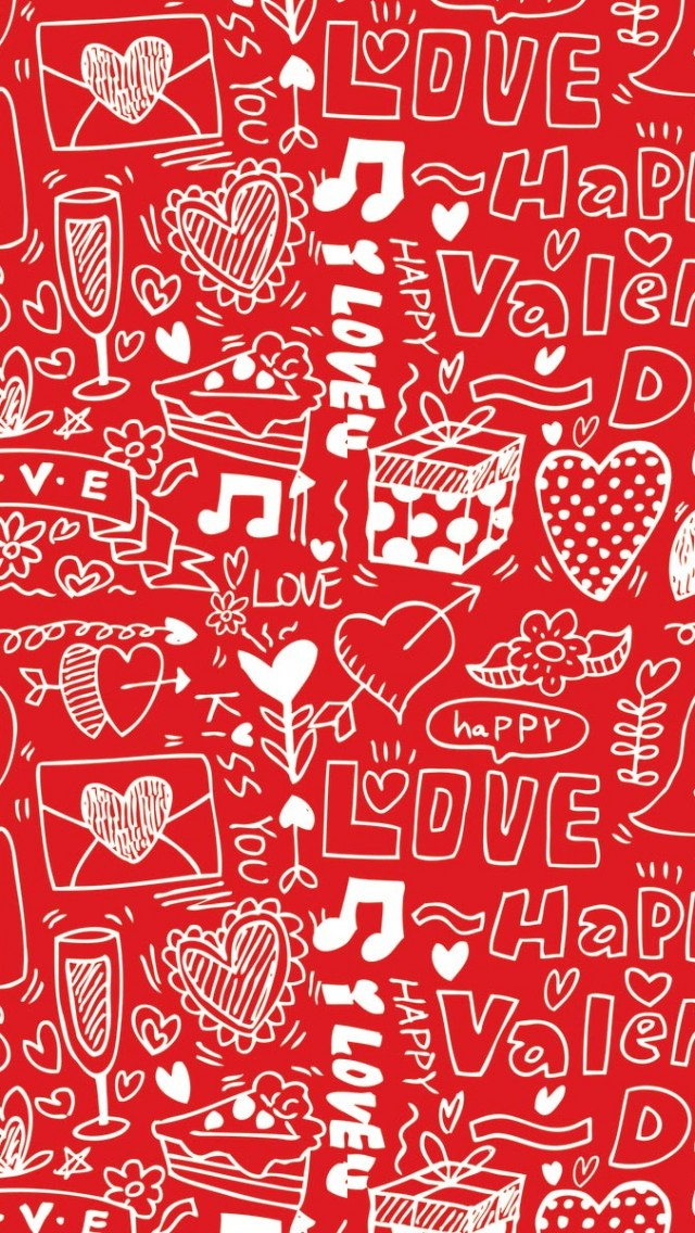 30 VALENTINE IPHONE WALLPAPER FREE TO DOWNLOAD