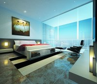 25 COOL GLASS BEDROOM DESIGNS TO DREAM ABOUT ...