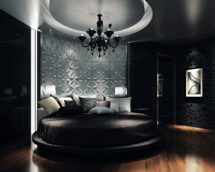 22 ROUND SHAPED BEDS TO GIVE A COZY LOOK TO THE ROOM