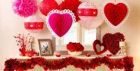 33 ADORABLE RED COLOUR VALENTINE DECORATION IDEAS ...