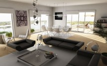 Bachelor Pad Interior Design Ideas