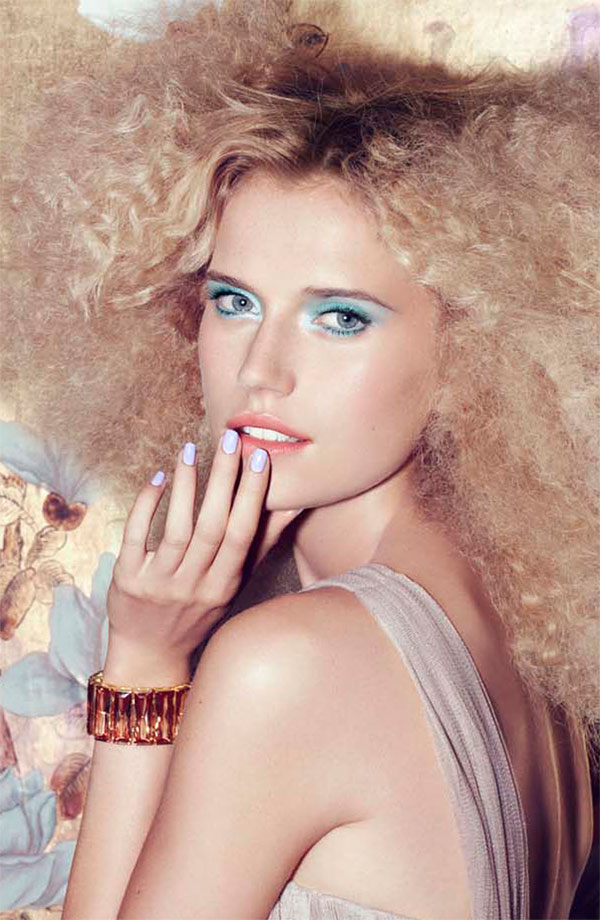 20 PERFECT PASTEL MAKEUP IDEAS FOR YOU Godfather Style