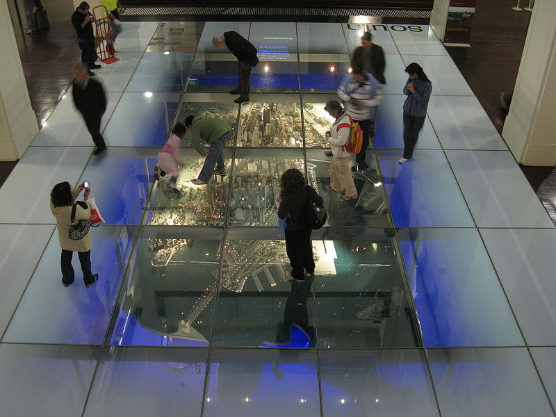 24 IMPRESSIVE GLASS FLOOR IDEAS  Godfather Style
