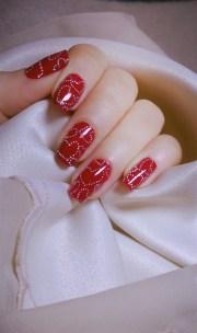 impressive valentine nail art