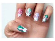 easter nail art design