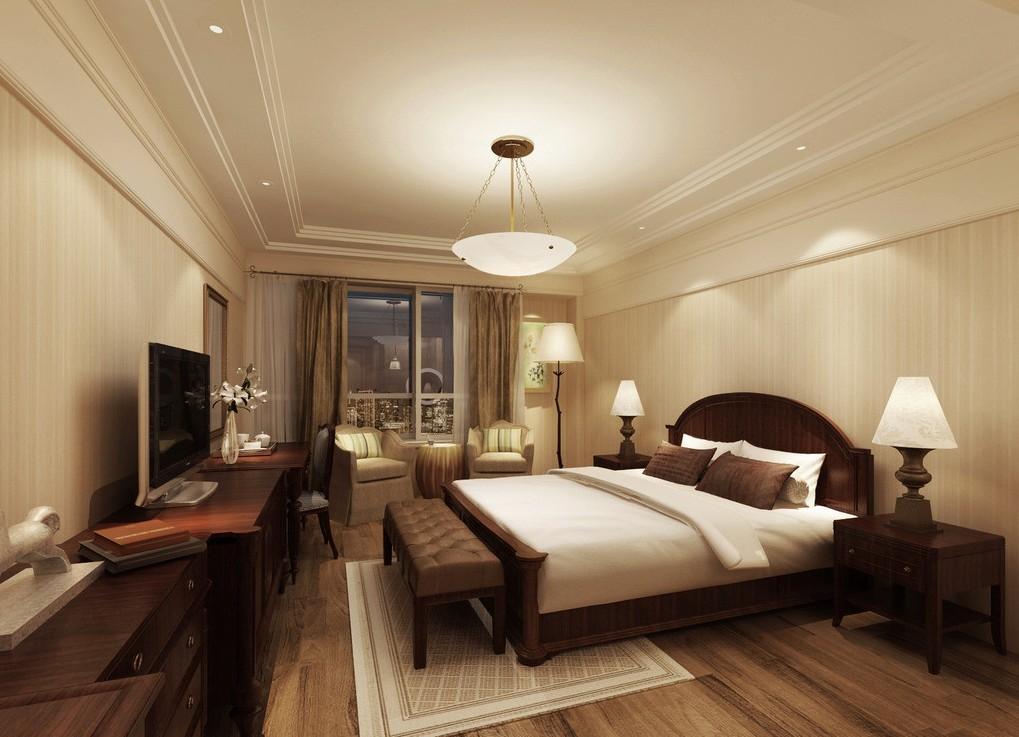 33 RUSTIC WOODEN FLOOR BEDROOM DESIGN INSPIRATIONS