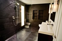 25 STYLISH MODERN BATHROOM DESIGNS .... - Godfather Style