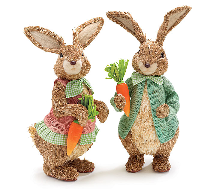 32 CREATIVE EASTER BUNNY DECORATION INSPIRATIONS