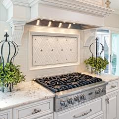 White Kitchen Decor Molding On Top Of Cabinets 21 Spotless Traditional Designs Godfather