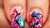 34 ARTISTIC BUTTERFLY NAIL ART DESIGNS..... - Godfather Style