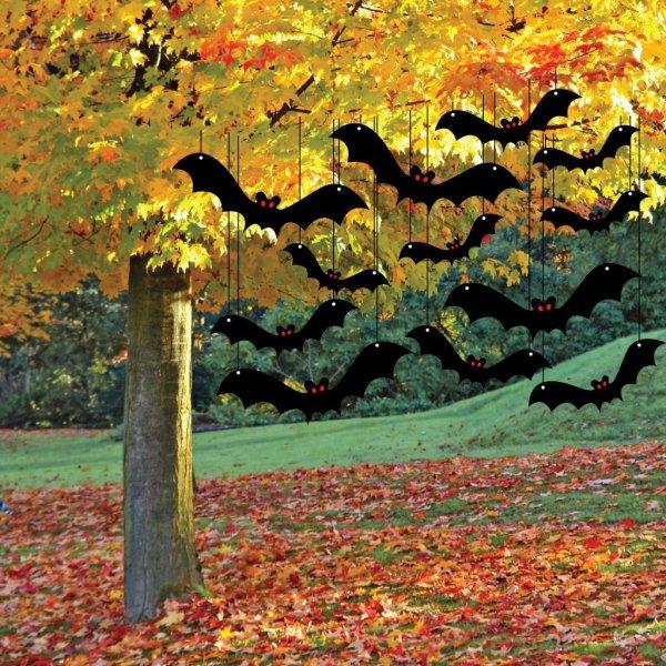 Bats Halloween Yard Decoration