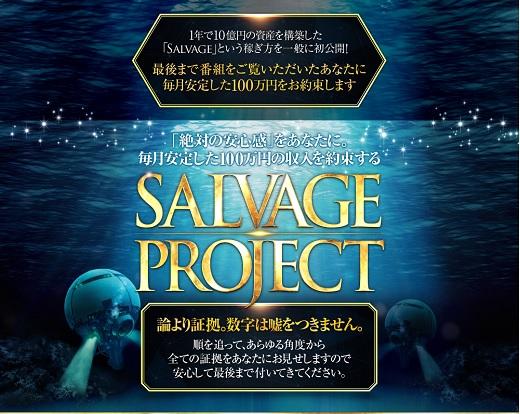 サルベージプロジェクト(SALVAGE PROJECT)