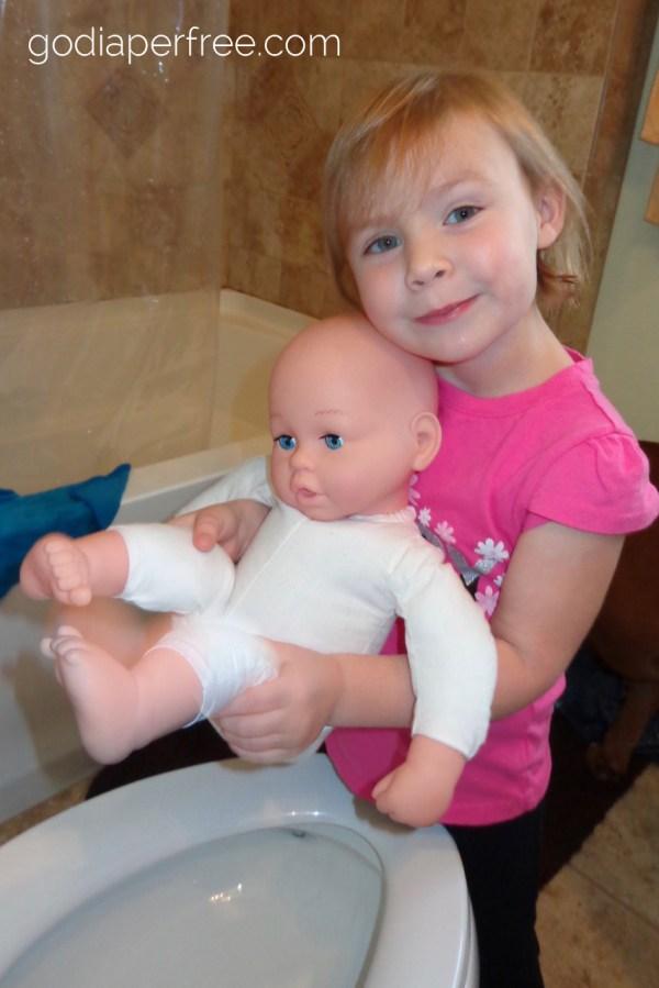 Called Potty-training Guru - Diaper Free