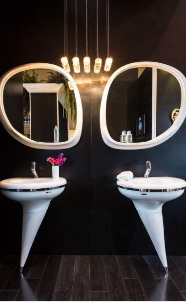 Unique Powder Room Vanities Godi Wholesale Bathroom Vanities Storage And Accessories Toronto Canada