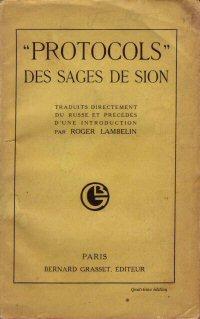 Protocole Des Sages De Sion Pdf : protocole, sages, GoDieu.com, Protocoles, Sages