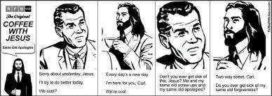 coffee with jesus forgiveness