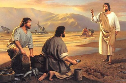Jesus come follow me