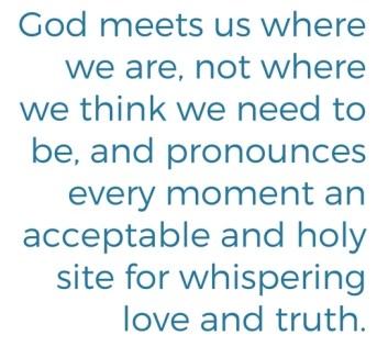 Spiritual Déjà Vu – God In All Things
