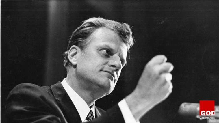 Billy Graham grew one of the largest ministries in history and avoided the scandals of other famous televangelists.