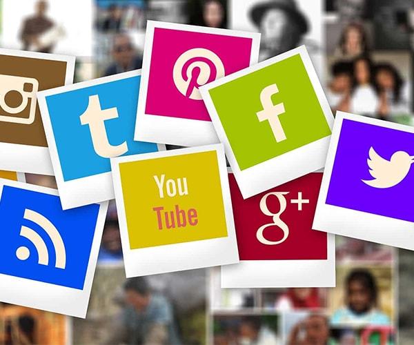 servizi web e social media