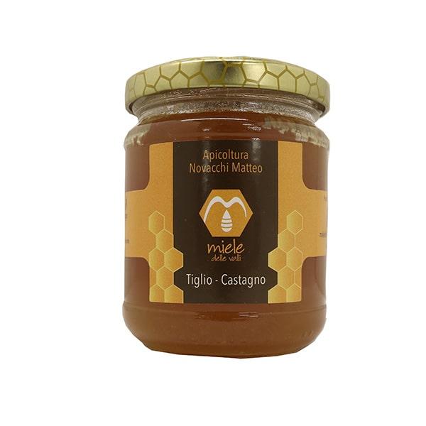 il miele di castagno 250gr-500gr