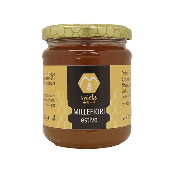 il miele millefiori estivo 250gr
