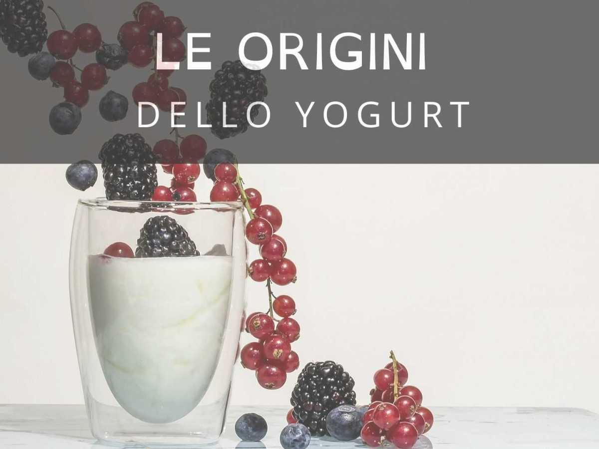 Le origini dello Yogurt