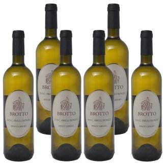 Pinot Grigio DOC 2019 Friuli Isonzo