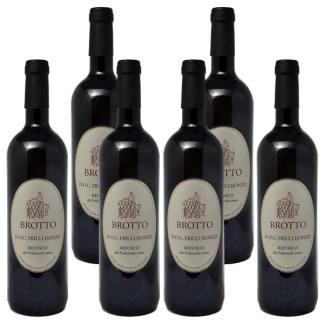 Refosco Dal Peduncolo Rosso DOC 2018 Friuli Isonzo