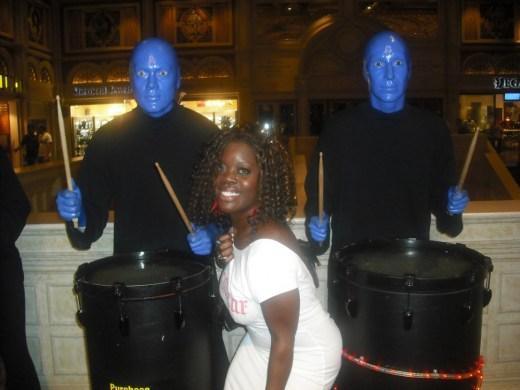 The Blueman Group + 1
