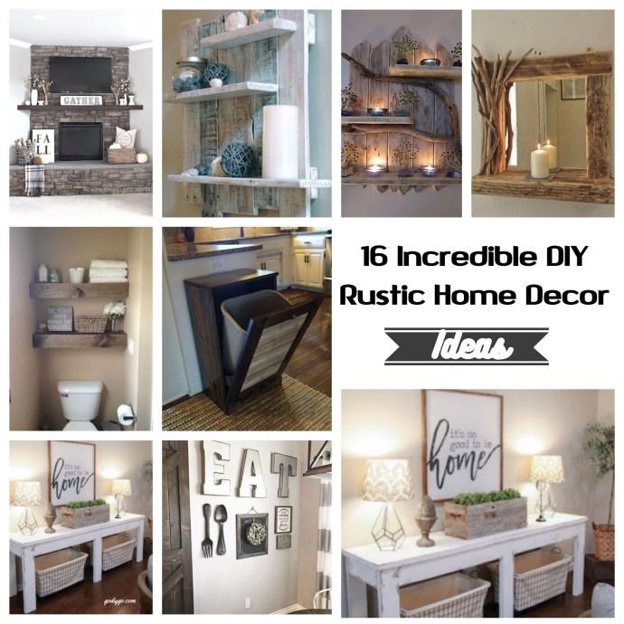 Incredible Home Decor Ideas
