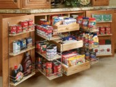 Awesome kitchen cupboard organization ideas 15