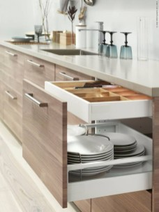 Awesome kitchen cupboard organization ideas 28