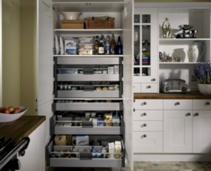 Awesome kitchen cupboard organization ideas 35